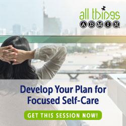 focused self-care